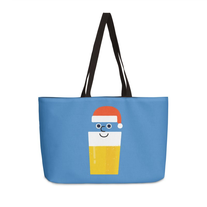 Beery Christmas Accessories Bag by Mauro Gatti House of Fun