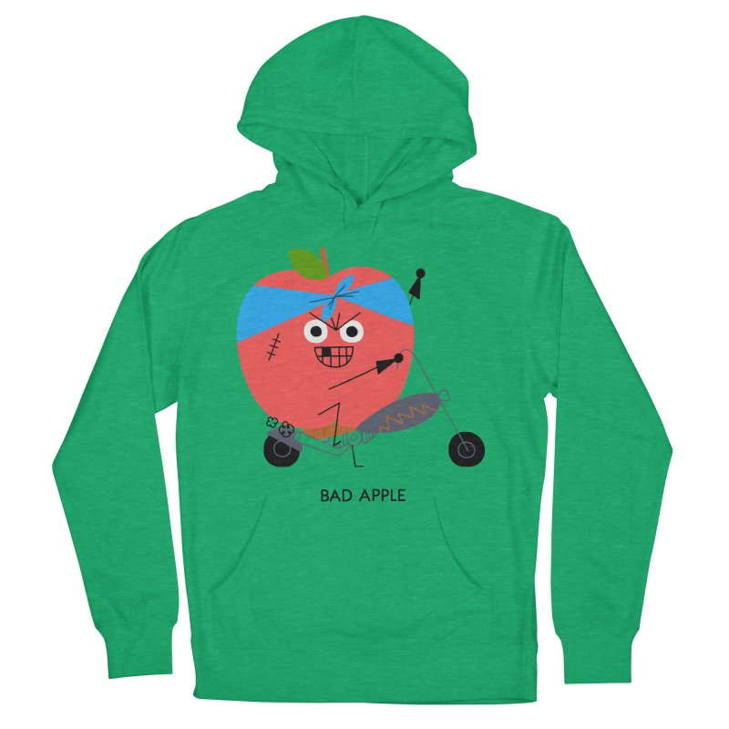 Bad Apple Men's  by Mauro Gatti House of Fun