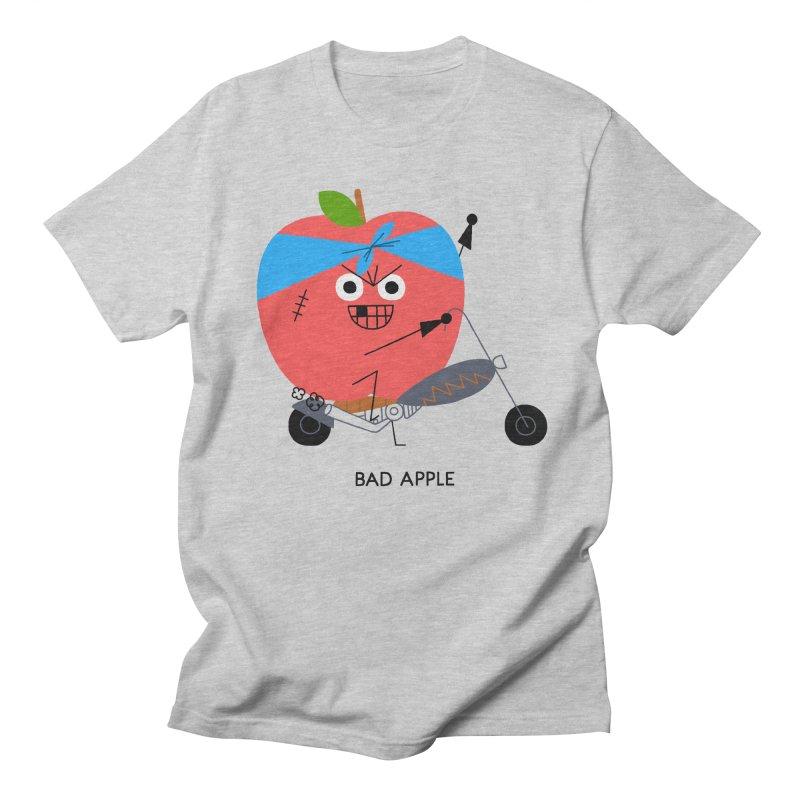 Bad Apple Men's T-Shirt by Mauro Gatti House of Fun
