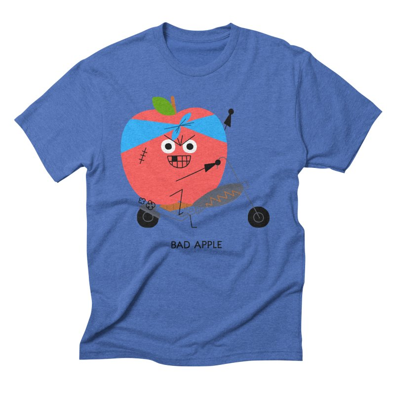 Bad Apple Men's  by Mauro Gatti House of Fun
