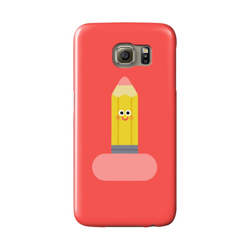 My pencil is longer than yours Accessories Phone Case by Mauro Gatti House of Fun