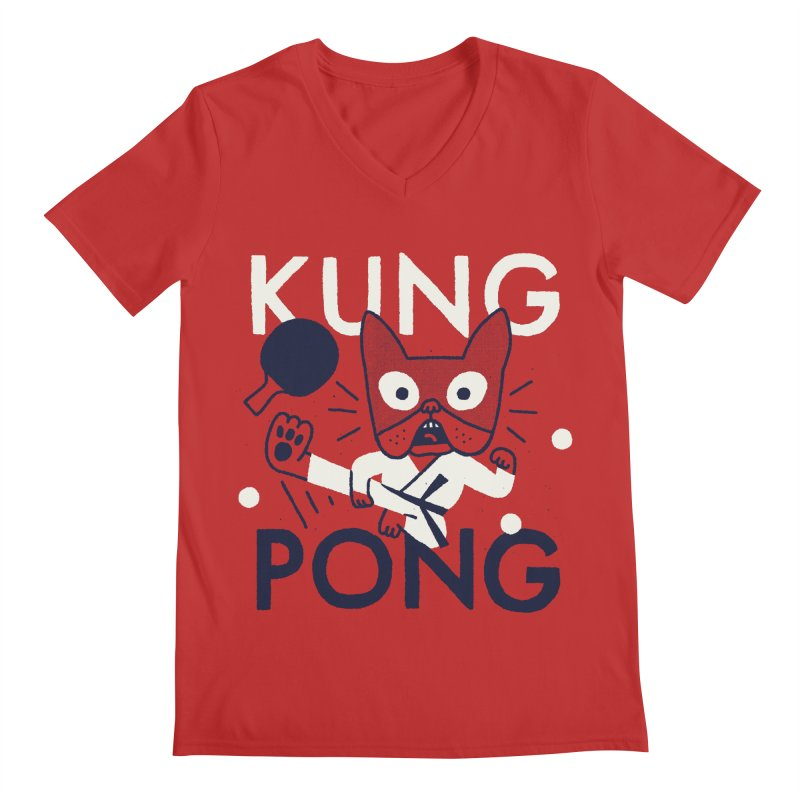 Kung Pong Men's  by Mauro Gatti House of Fun