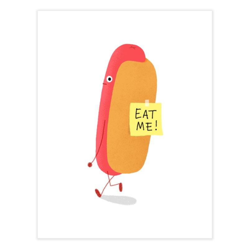 Hot Dog Prank   by Mauro Gatti House of Fun