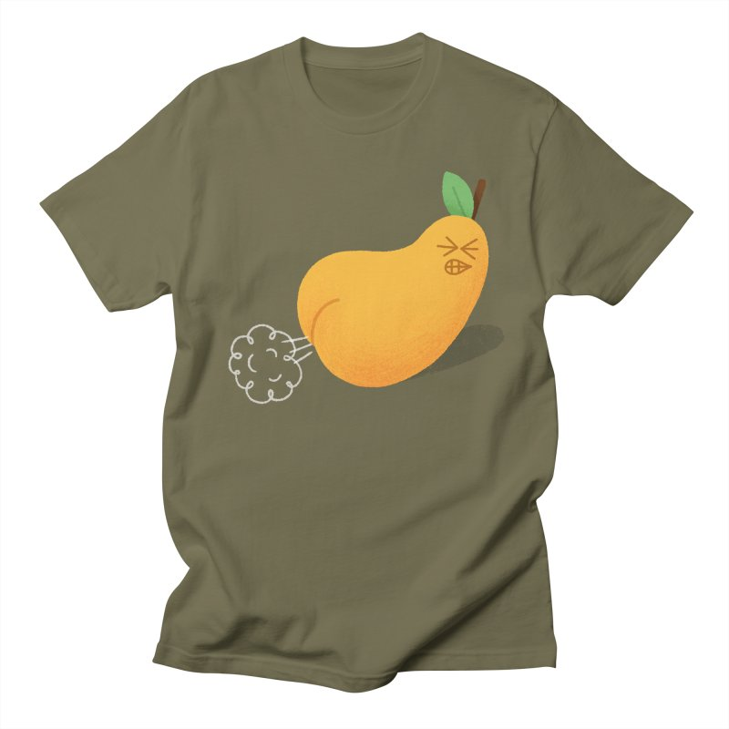 Nasty Pear Men's T-shirt by Mauro Gatti House of Fun
