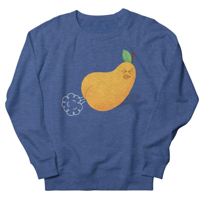 Nasty Pear Women's French Terry Sweatshirt by Mauro Gatti House of Fun