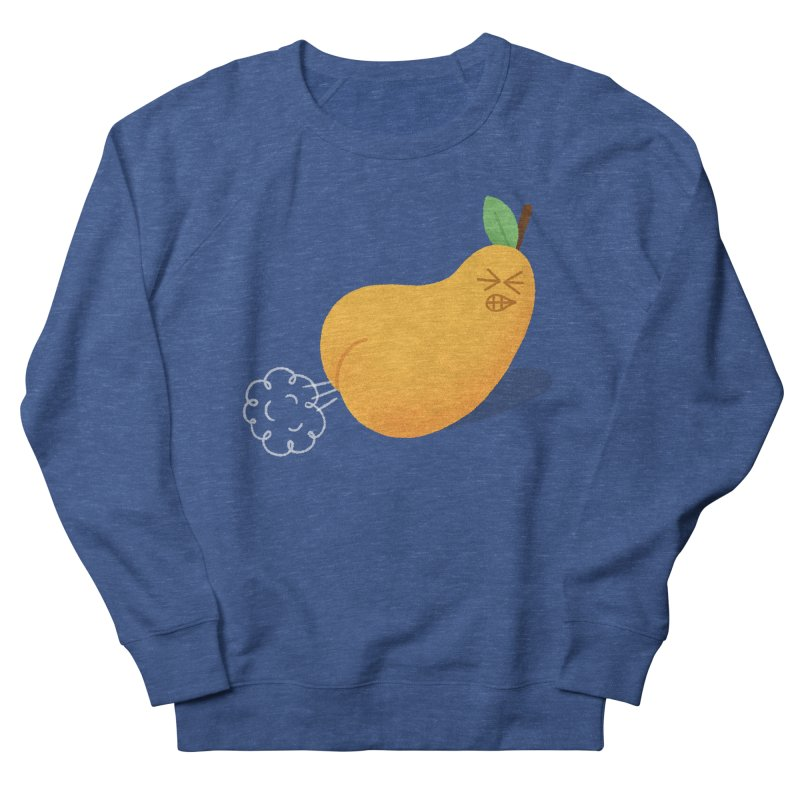 Nasty Pear Men's Sweatshirt by Mauro Gatti House of Fun
