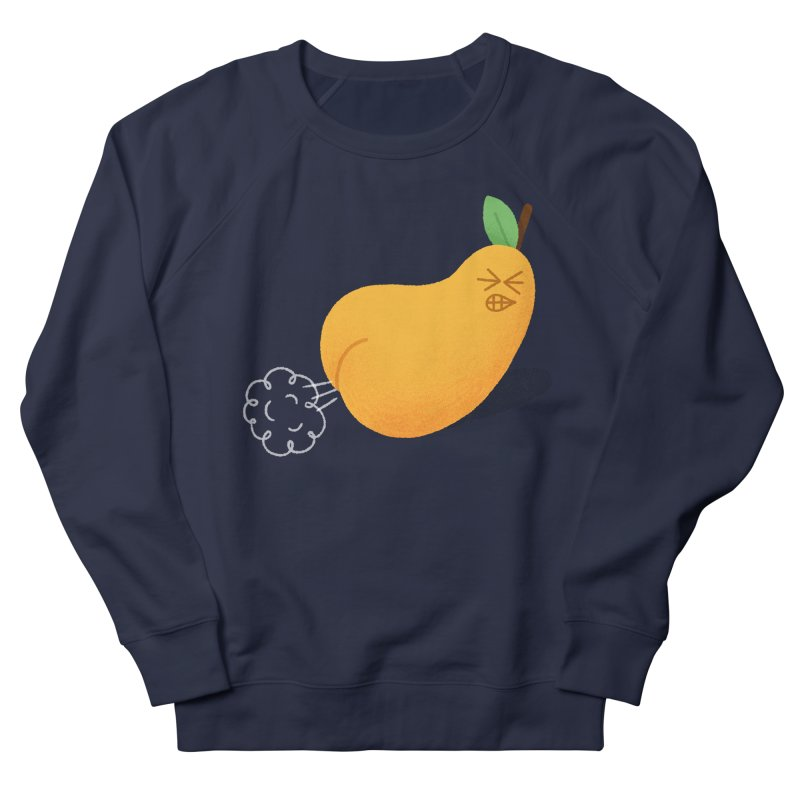 Nasty Pear Men's Sweatshirt by Mauro Gatti House of Fun