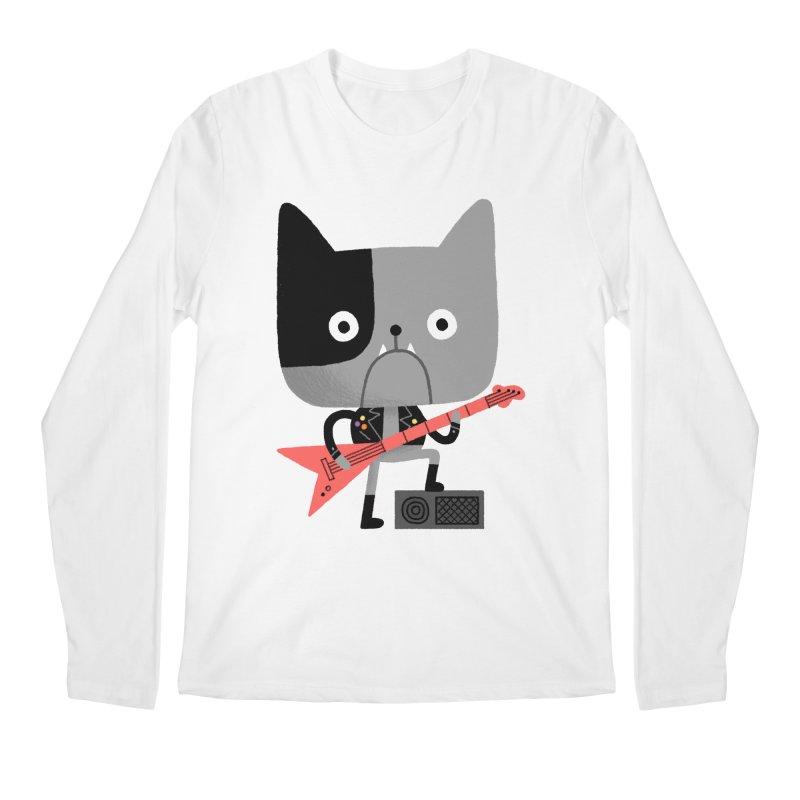 BullRock Men's Longsleeve T-Shirt by Mauro Gatti House of Fun