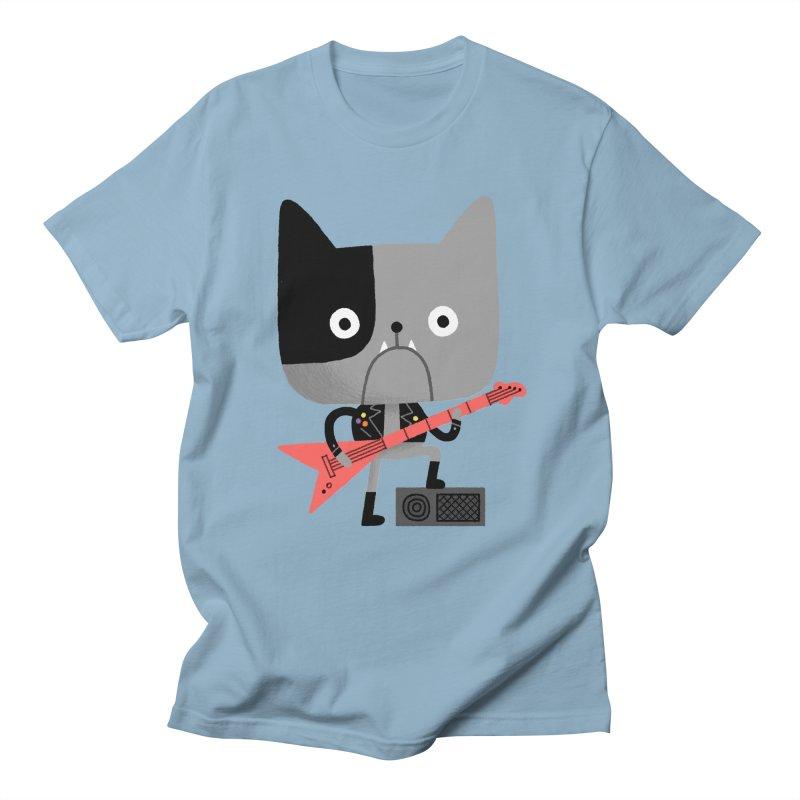 BullRock Men's T-Shirt by Mauro Gatti House of Fun