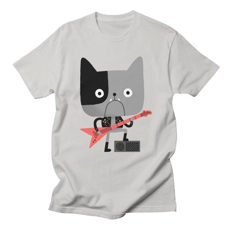 BullRock Men's Regular T-Shirt by Mauro Gatti House of Fun