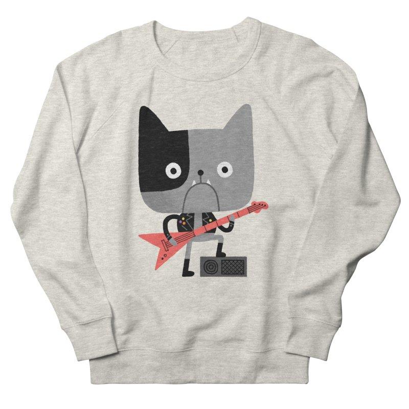 BullRock Men's Sweatshirt by Mauro Gatti House of Fun