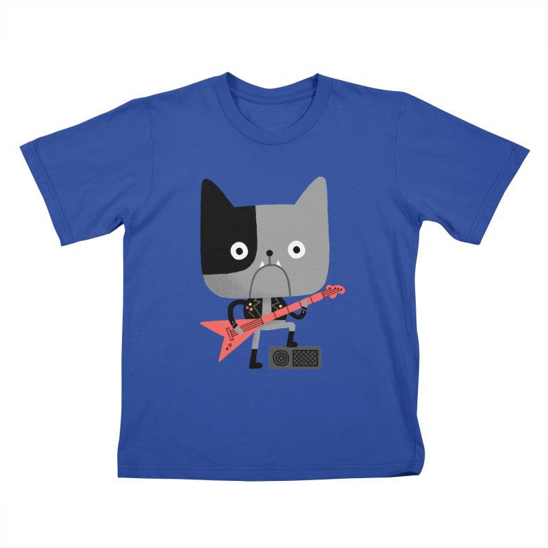 BullRock Kids T-Shirt by Mauro Gatti House of Fun