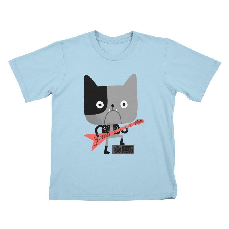 BullRock Kids T-Shirt by Mauro Gatti House of Fun