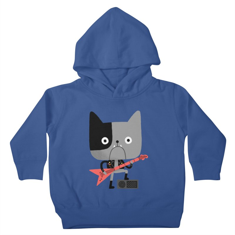 BullRock Kids Toddler Pullover Hoody by Mauro Gatti House of Fun