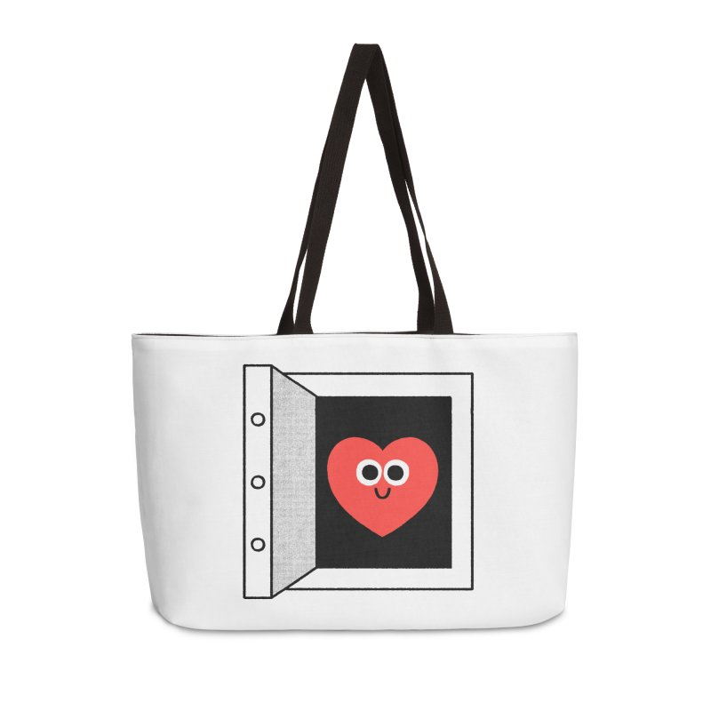 Open Love Accessories Bag by Mauro Gatti House of Fun