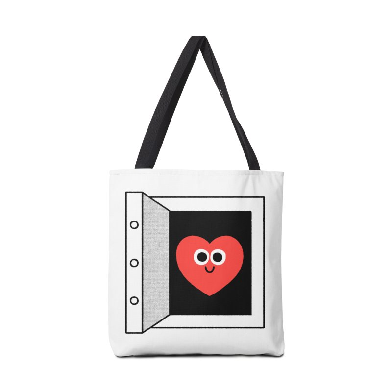 Open Love Accessories Tote Bag Bag by Mauro Gatti House of Fun