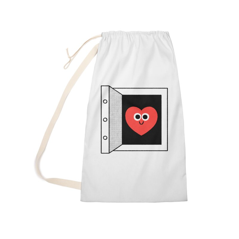 Open Love Accessories Laundry Bag Bag by Mauro Gatti House of Fun