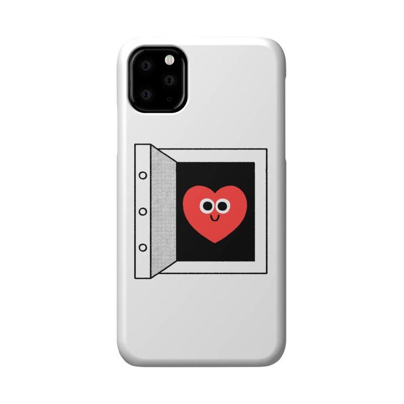 Open Love Accessories Phone Case by Mauro Gatti House of Fun