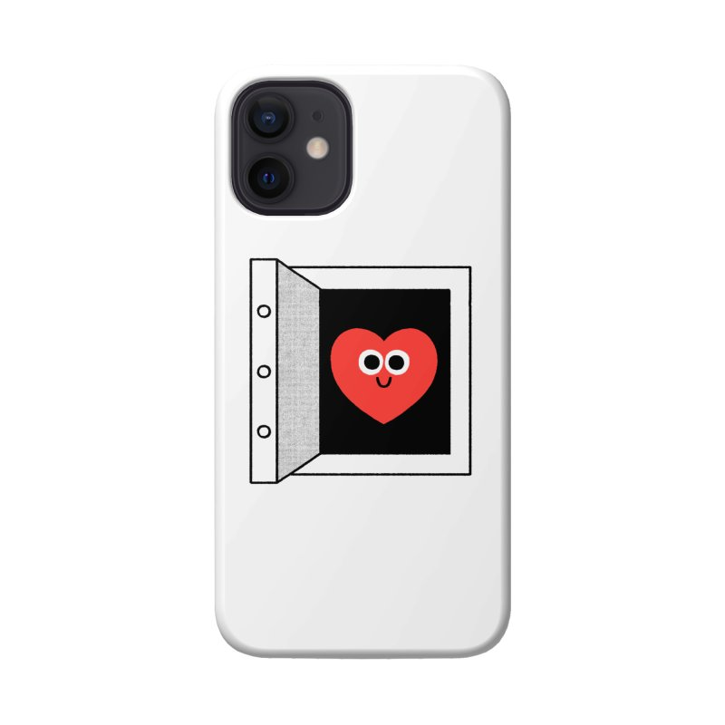Open Love Accessories Phone Case by Mauro Gatti House of Fun