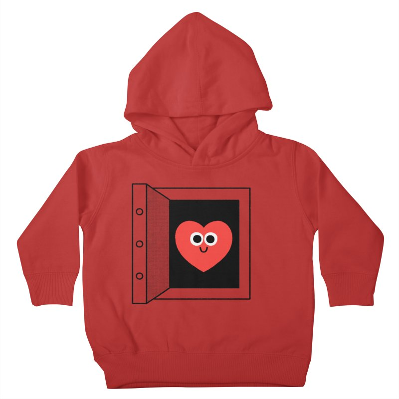 Open Love Kids Toddler Pullover Hoody by Mauro Gatti House of Fun