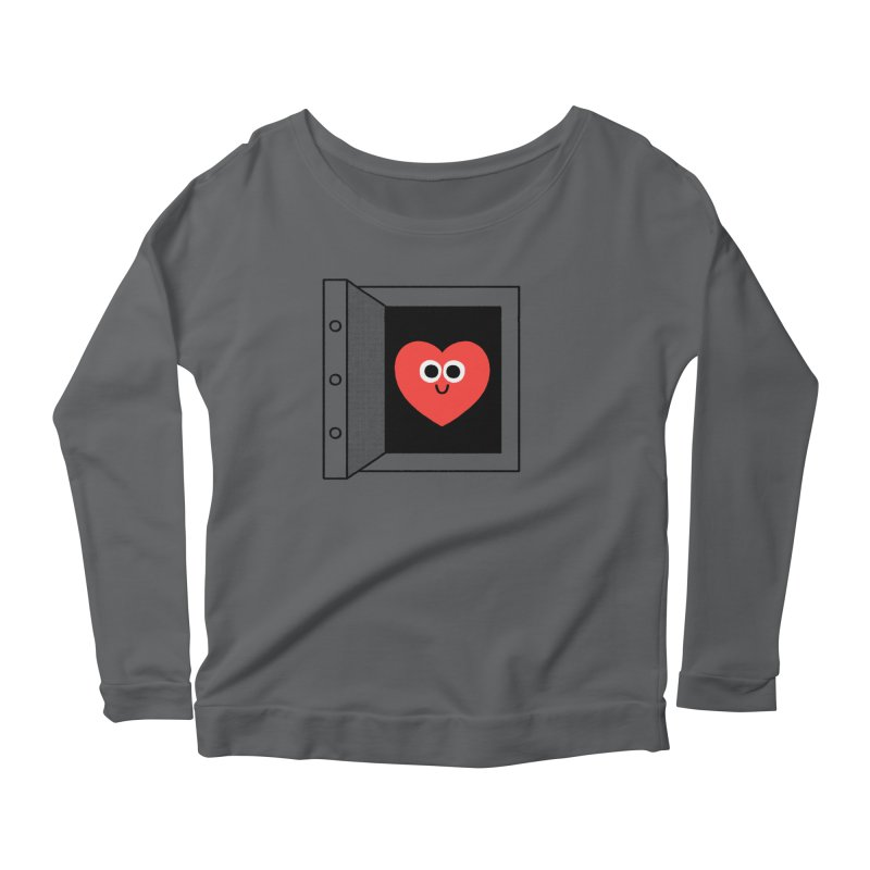 Open Love Women's Longsleeve T-Shirt by Mauro Gatti House of Fun