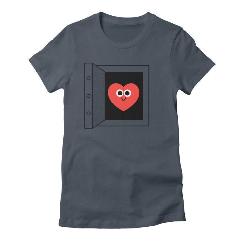 Open Love Women's T-Shirt by Mauro Gatti House of Fun