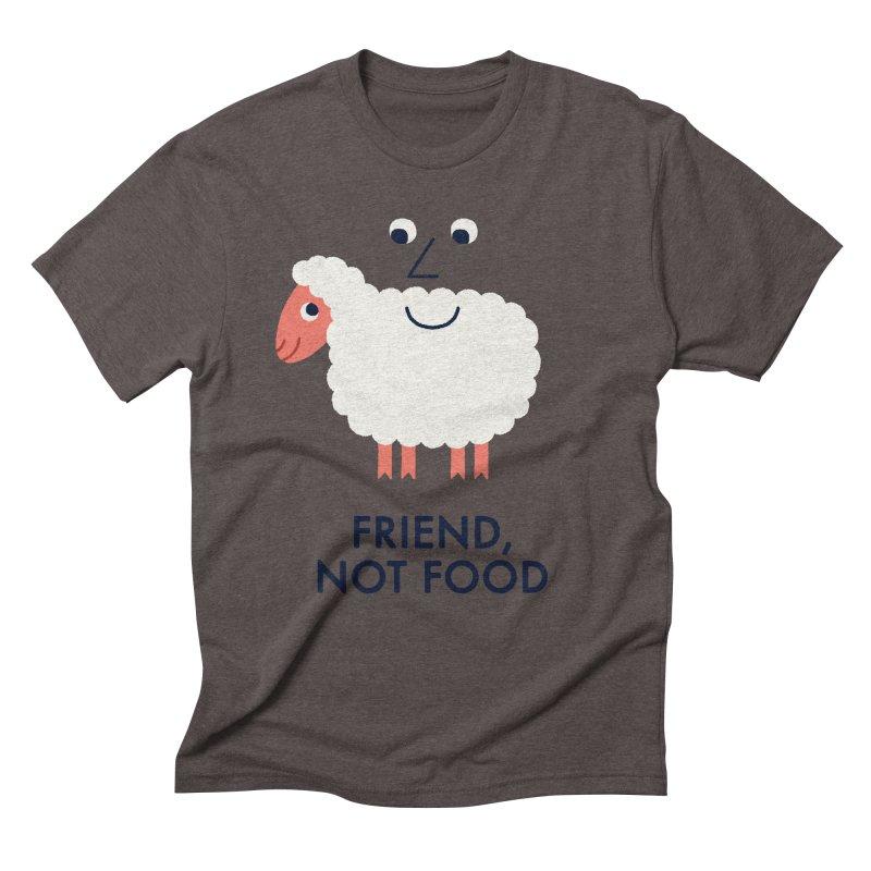 Friend, Not Food Men's  by Mauro Gatti House of Fun