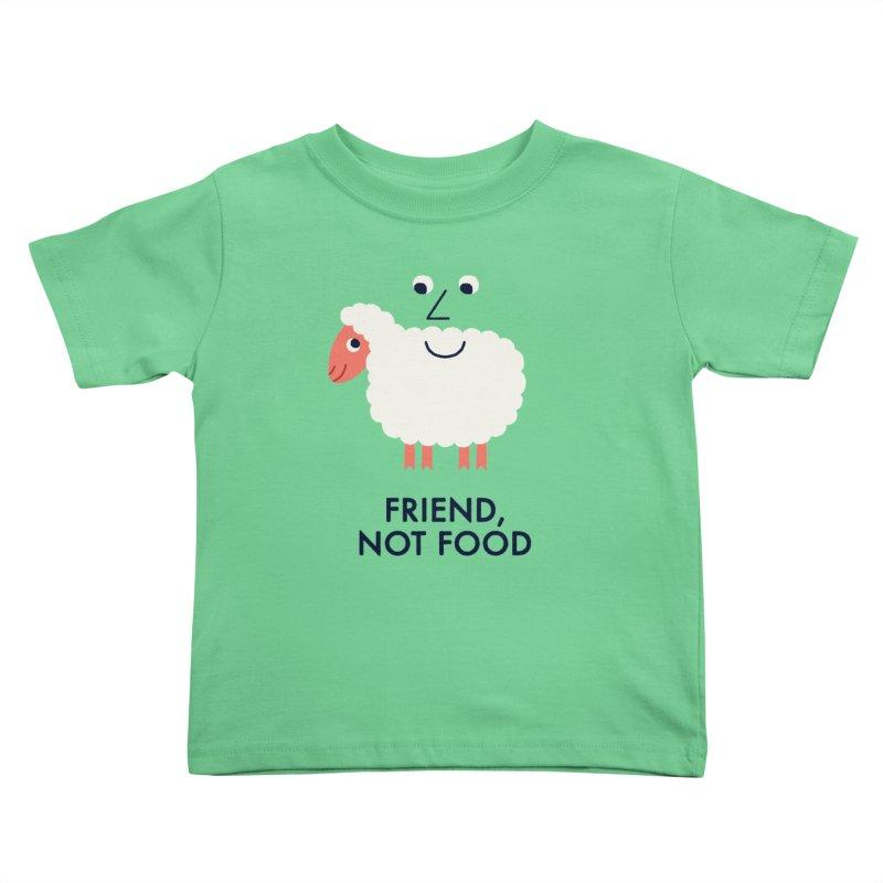 Friend, Not Food Kids  by Mauro Gatti House of Fun