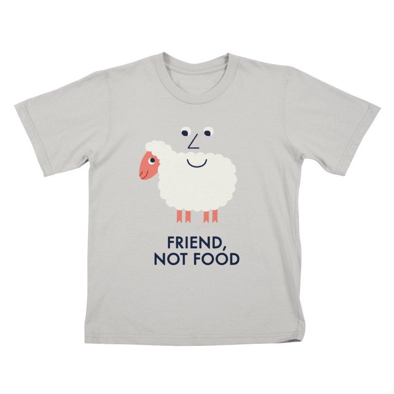Friend, Not Food   by Mauro Gatti House of Fun