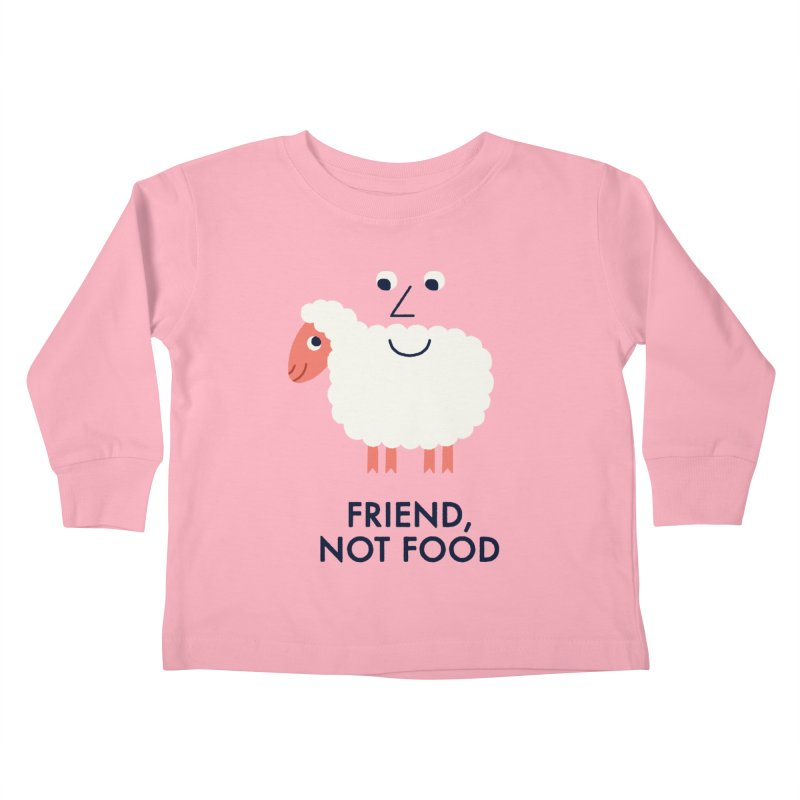 Friend, Not Food   by Mauro Gatti House of Fun