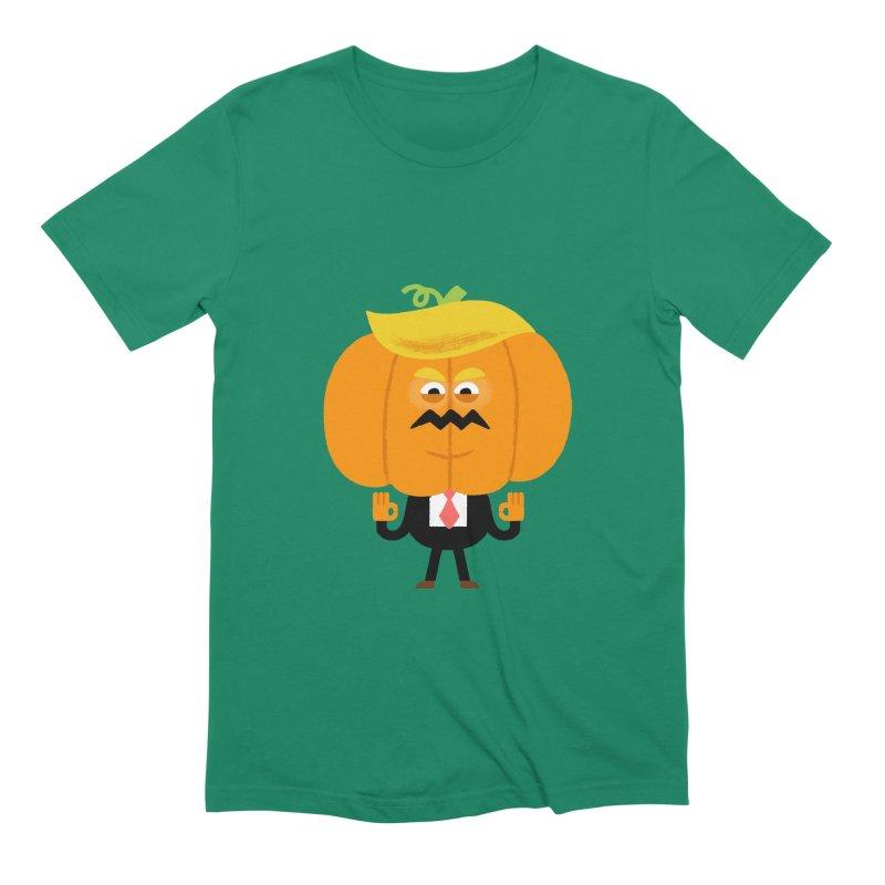 Trumpkin Men's Extra Soft T-Shirt by Mauro Gatti House of Fun