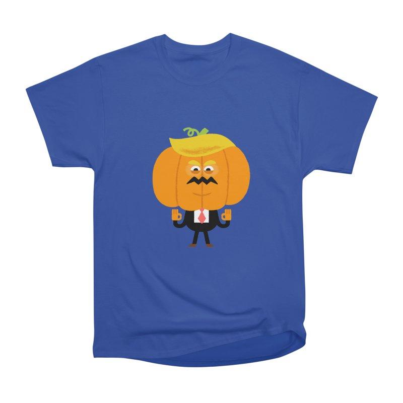 Trumpkin Women's T-Shirt by Mauro Gatti House of Fun