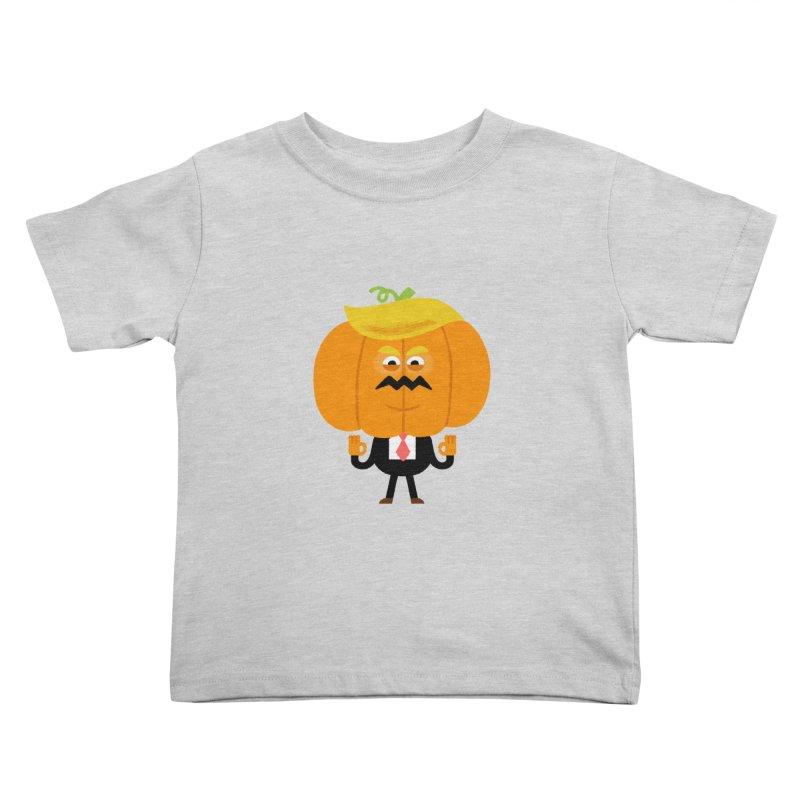Trumpkin Kids Toddler T-Shirt by Mauro Gatti House of Fun