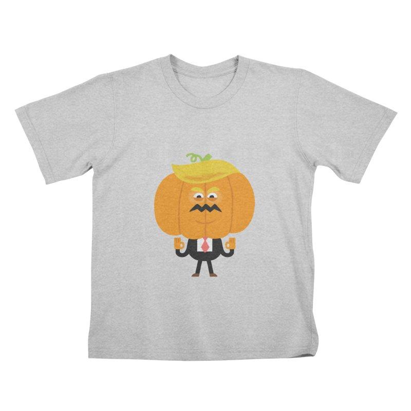 Trumpkin Kids T-Shirt by Mauro Gatti House of Fun