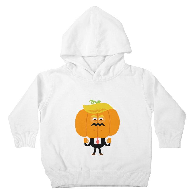 Trumpkin Kids Toddler Pullover Hoody by Mauro Gatti House of Fun