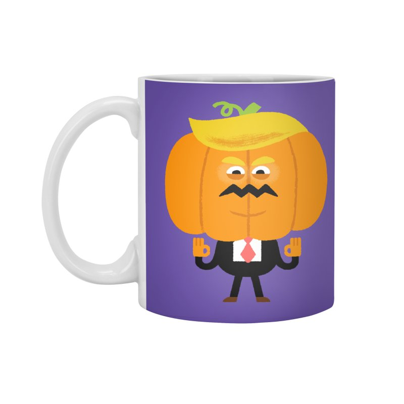 Trumpkin Accessories Standard Mug by Mauro Gatti House of Fun
