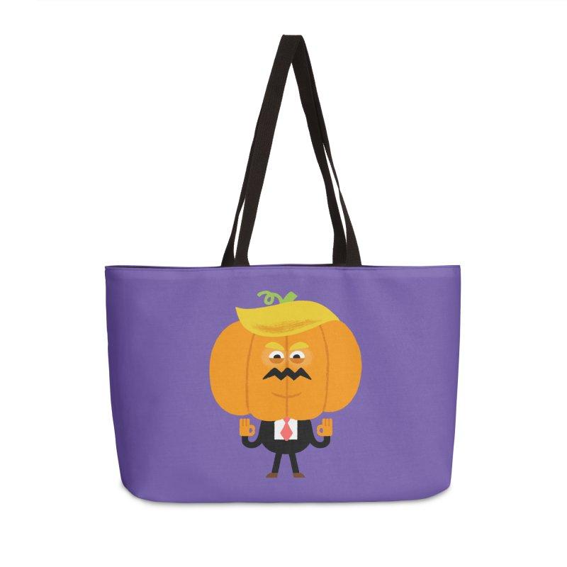 Trumpkin Accessories Weekender Bag Bag by Mauro Gatti House of Fun