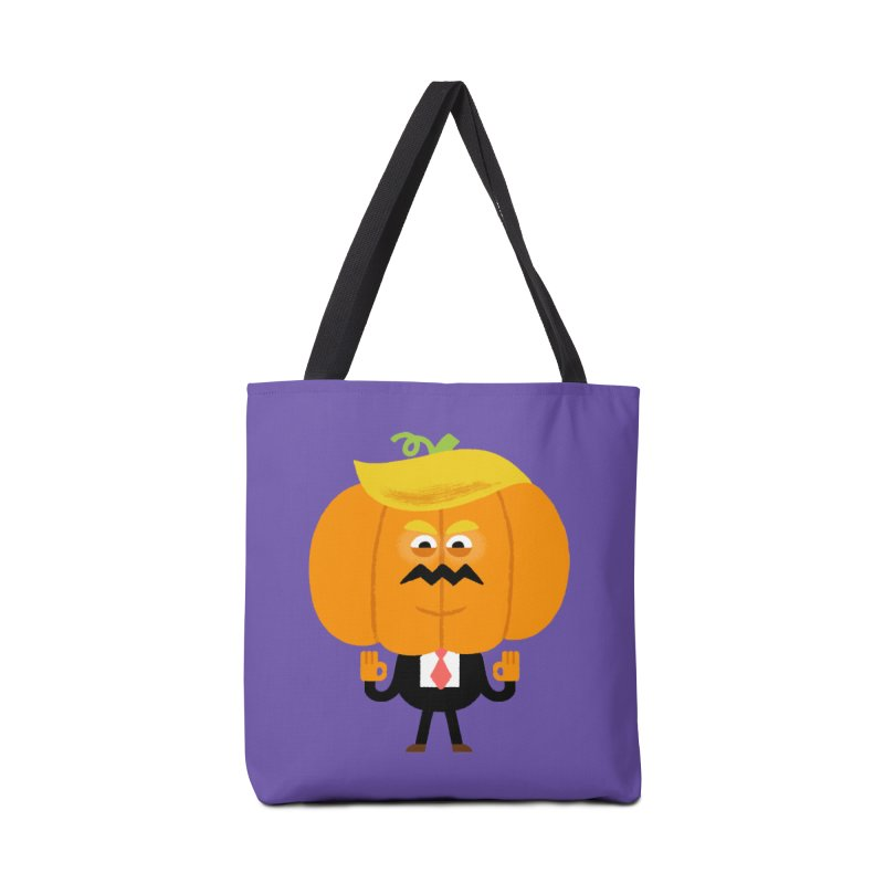 Trumpkin Accessories Tote Bag Bag by Mauro Gatti House of Fun