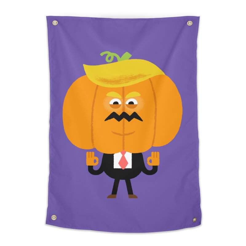 Trumpkin Home Tapestry by Mauro Gatti House of Fun