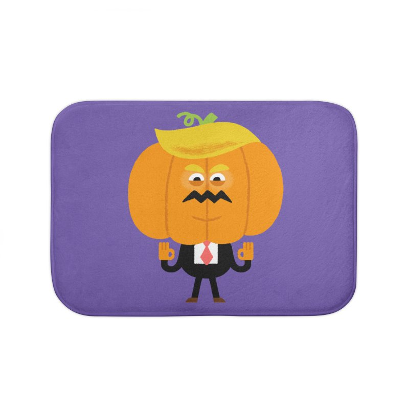 Trumpkin Home Bath Mat by Mauro Gatti House of Fun