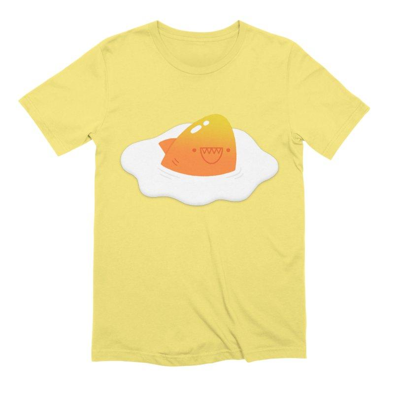 Dangerous Breakfast Men's Extra Soft T-Shirt by Mauro Gatti House of Fun
