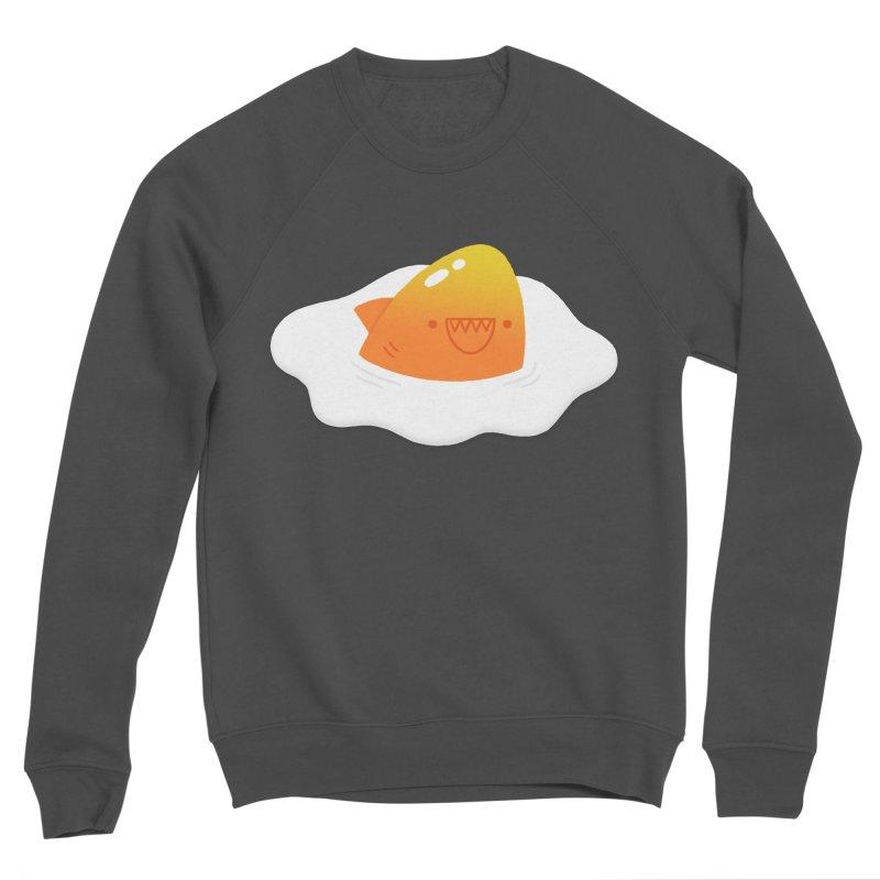 Dangerous Breakfast Men's Sponge Fleece Sweatshirt by Mauro Gatti House of Fun