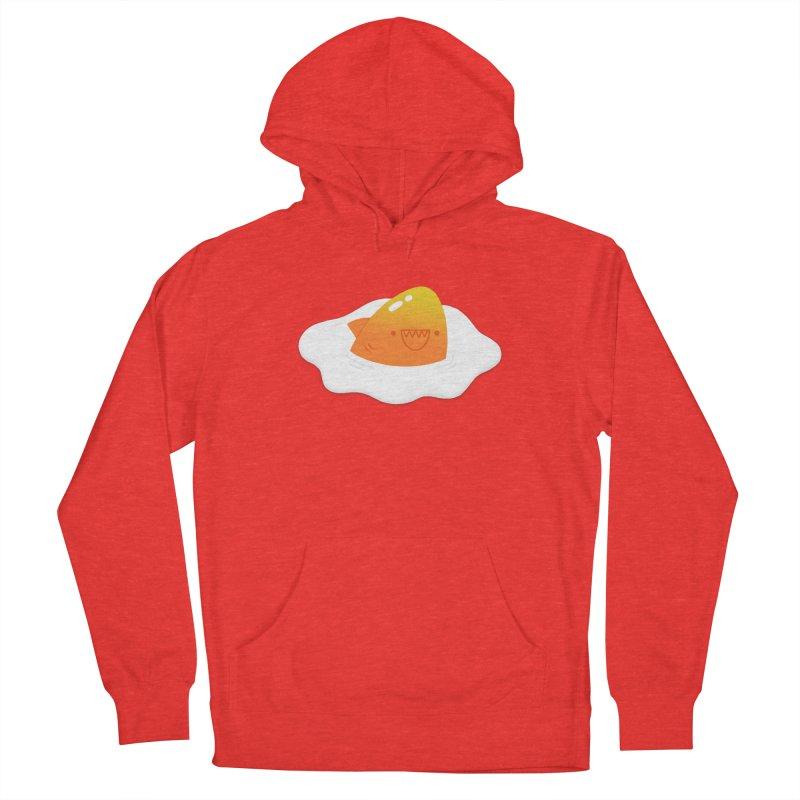 Dangerous Breakfast Women's Pullover Hoody by Mauro Gatti House of Fun