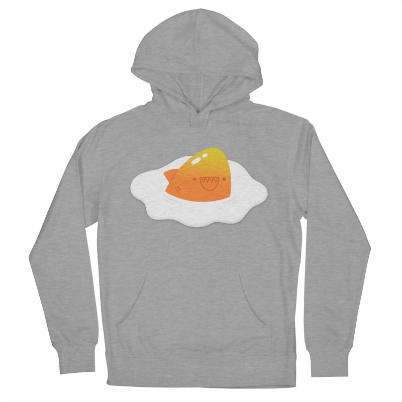 Dangerous Breakfast Women's French Terry Pullover Hoody by Mauro Gatti House of Fun