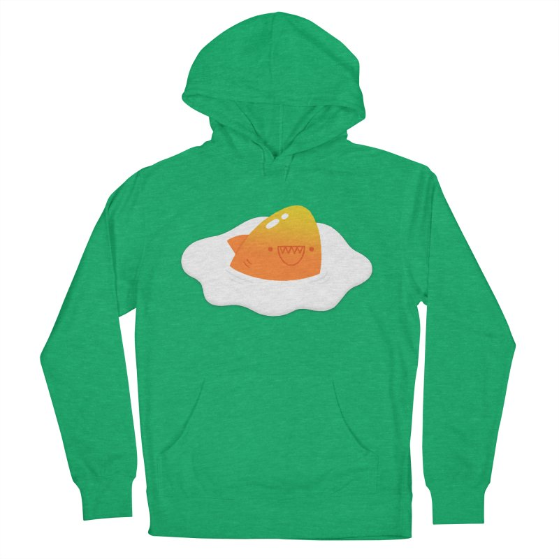 Dangerous Breakfast Men's French Terry Pullover Hoody by Mauro Gatti House of Fun
