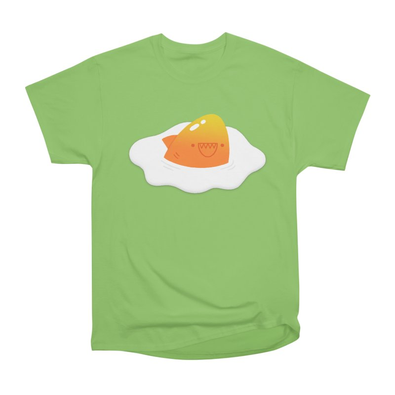 Dangerous Breakfast Women's Heavyweight Unisex T-Shirt by Mauro Gatti House of Fun