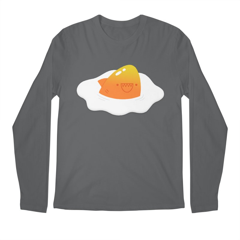 Dangerous Breakfast Men's Regular Longsleeve T-Shirt by Mauro Gatti House of Fun