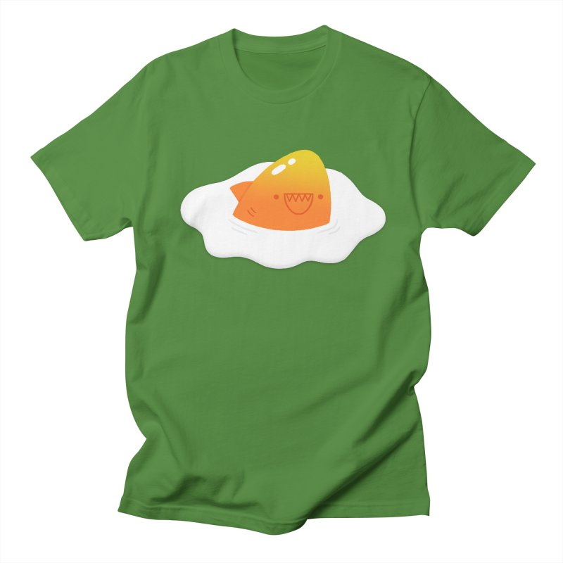 Dangerous Breakfast Women's Regular Unisex T-Shirt by Mauro Gatti House of Fun