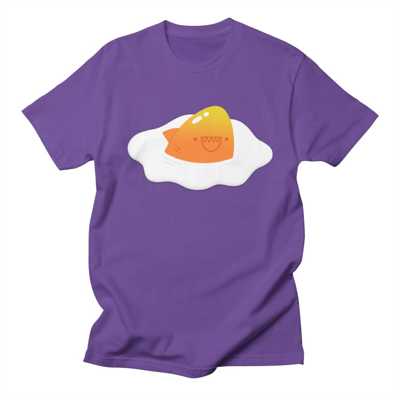 Dangerous Breakfast Women's Regular Unisex T-Shirt by Mauro Gatti House of Fun