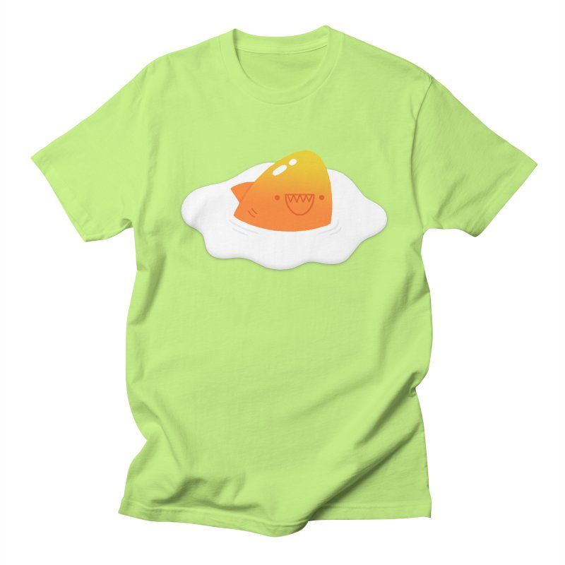 Dangerous Breakfast Men's Regular T-Shirt by Mauro Gatti House of Fun